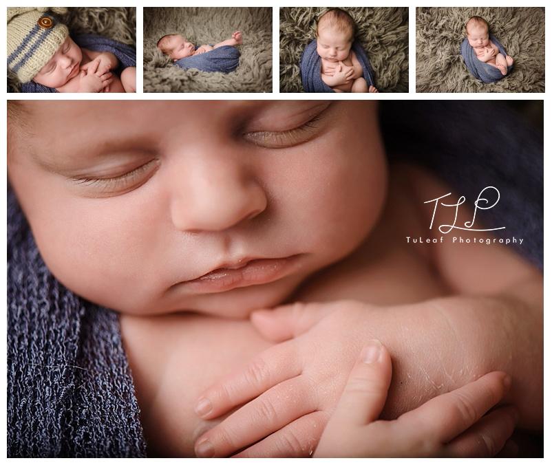 NY Newborn Baby Photographer Albany macro shots