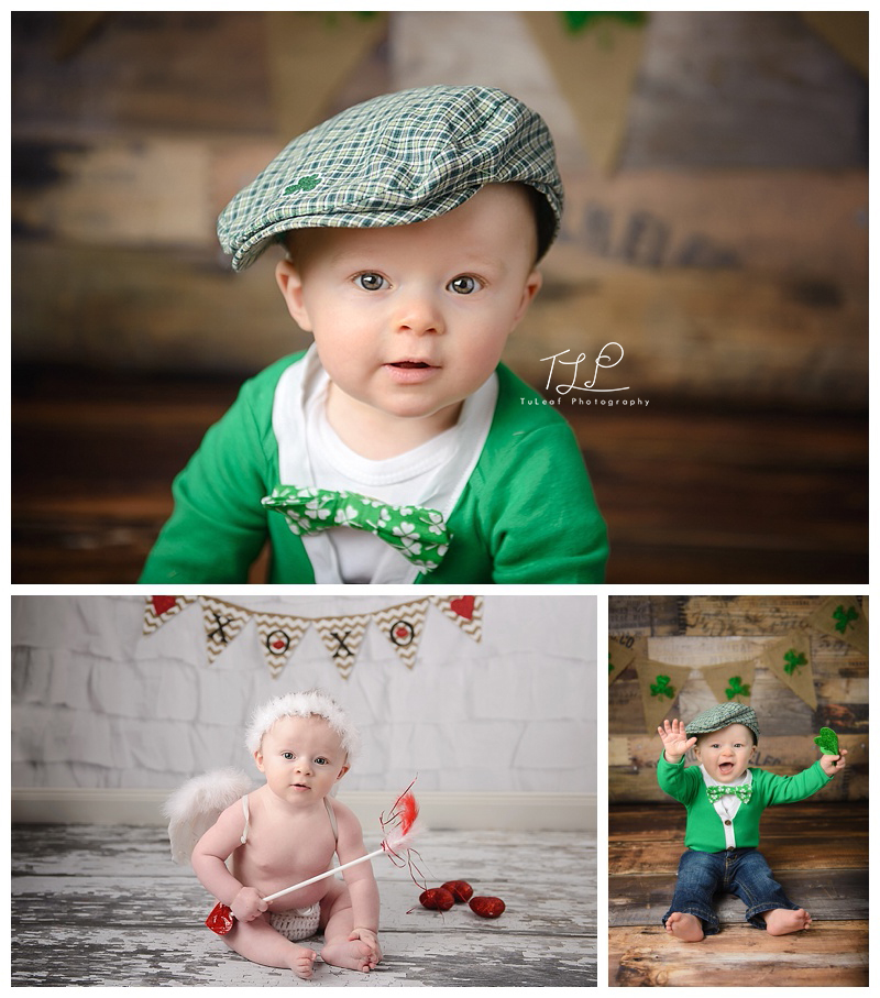 7 month Baby Photos