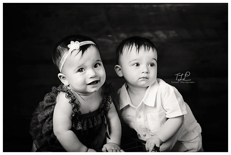 ny baby photographer twin photo session