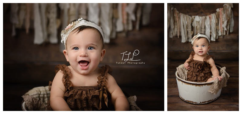 pretty baby girl albany new york photo session
