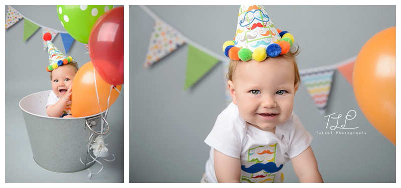 one year photos albany baby photographer