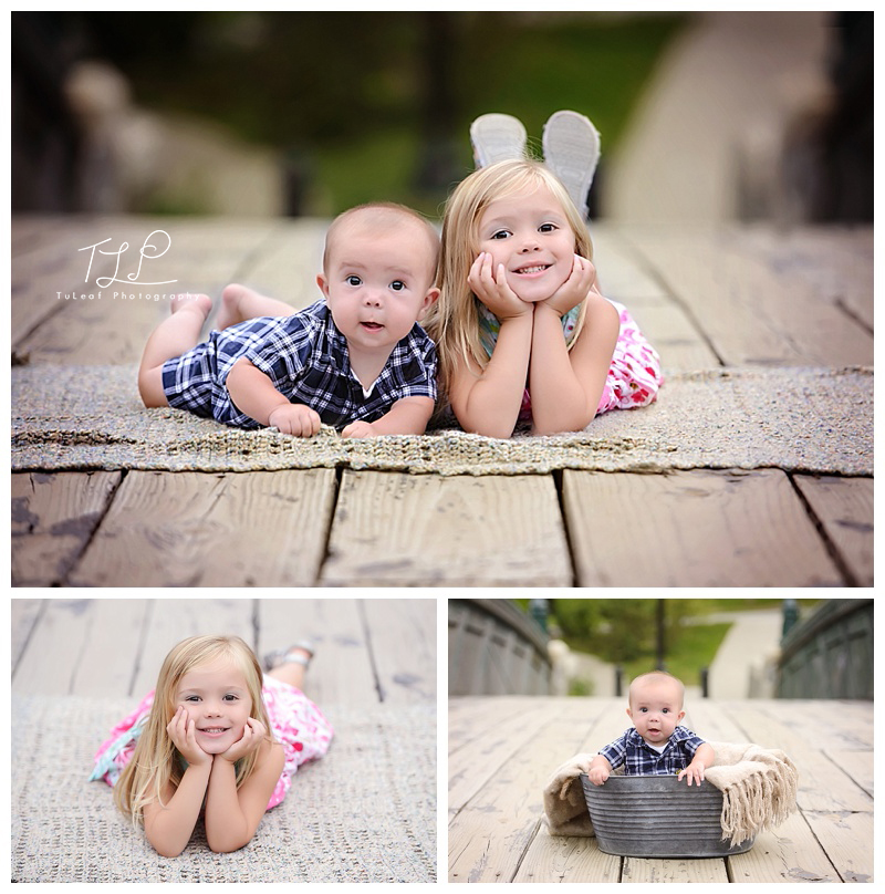 albany baby photographer park sibling photos