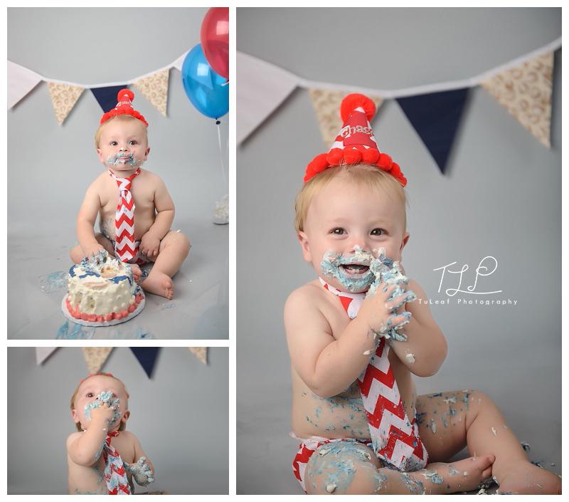cake smash photographer albany happy birthdayboy