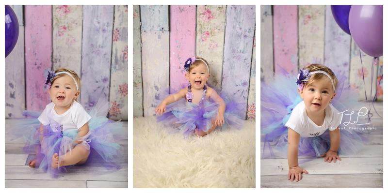 albany birthday photos pretty in purple