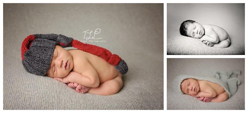 albany baby photos taco pose