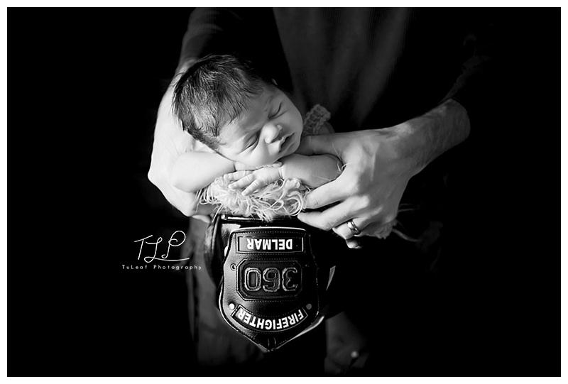 newborn fireman photo albany