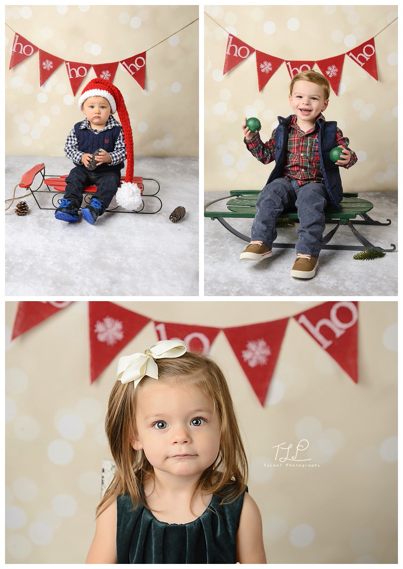 delmar child photographer christmas photos
