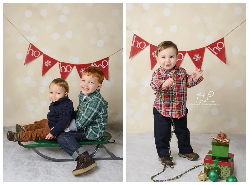 delmar child photography christmas pics