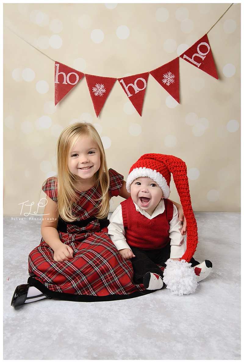 albany children photography christmas photo