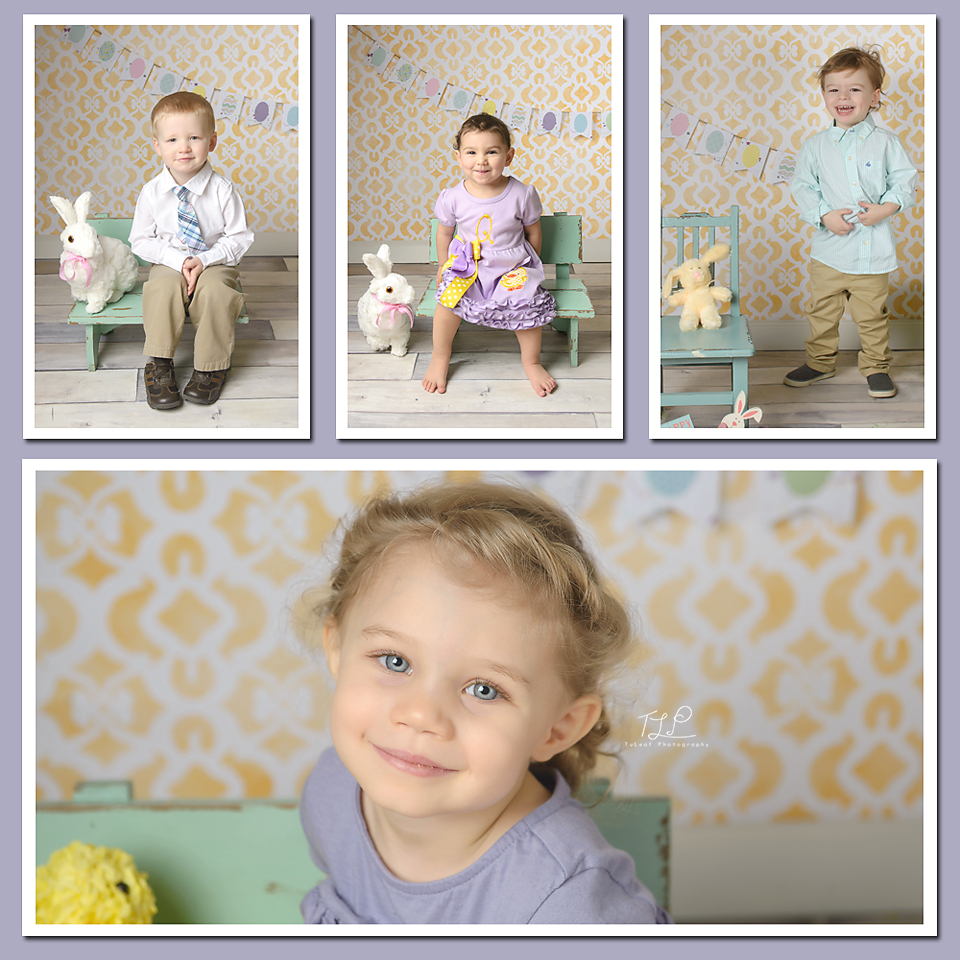 albany baby photos easter pictures