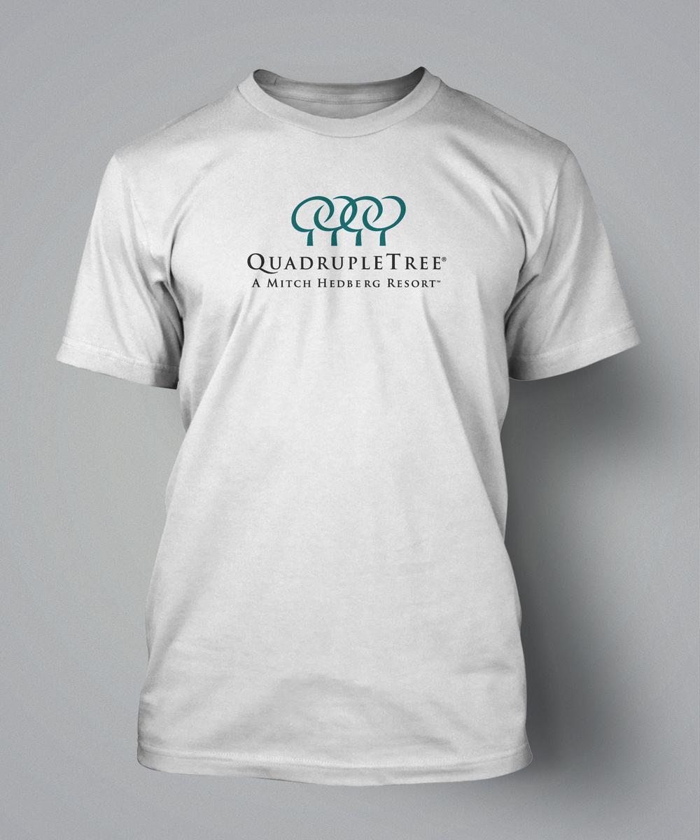 Quadruple Tree T-Shirt