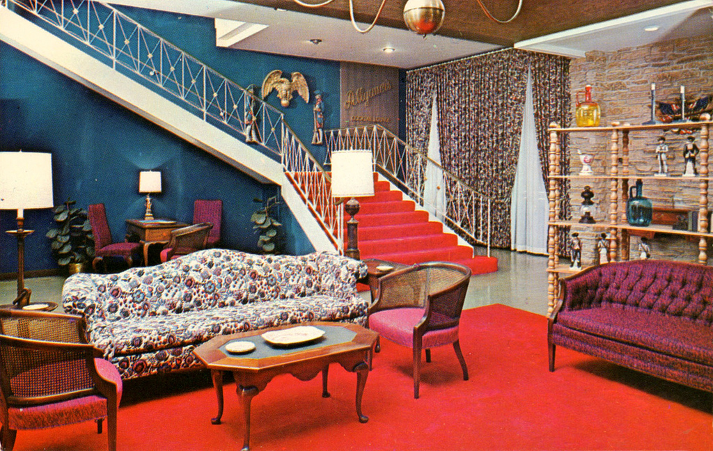 kitschyliving: O'hare Concord Motor Inn - Des Plaines, IL