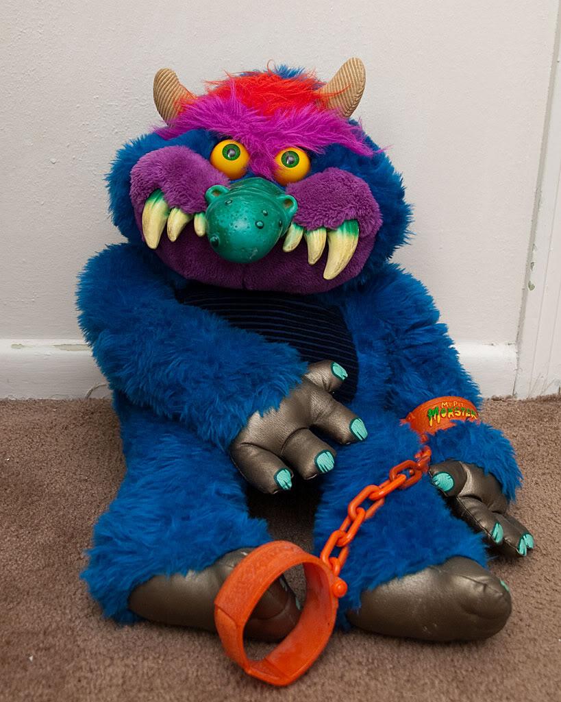 imremembering: My Pet Monster
