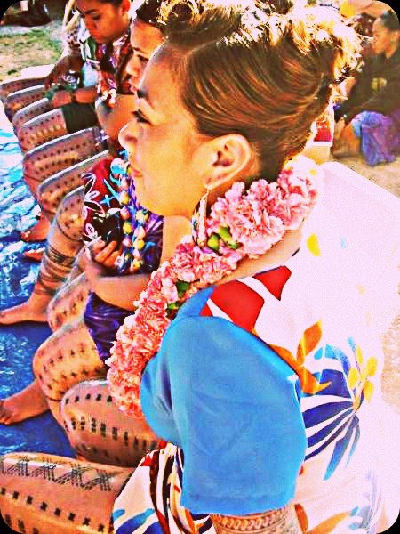 So beautiful! thatpacificlove: The Malu, the traditional mark of Samoa's most precious yet strongest women.