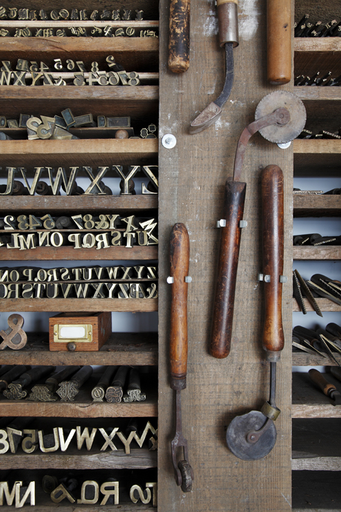 hingedstrungstitched: Ooh, these gorgeous tools.