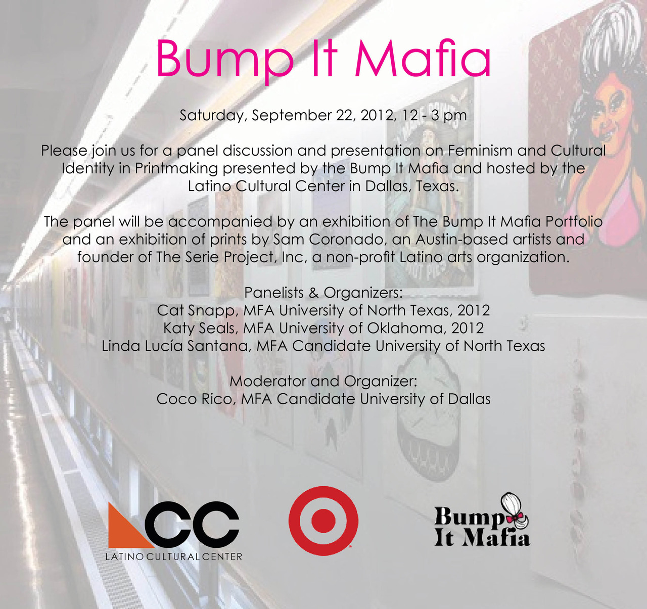 bumpitmafia: Flyer for our upcoming event!