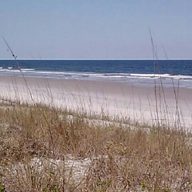 at Atlantic Beach