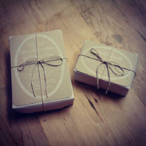 Wedding invitations for @ktmarie_rutledge ready for delivery!