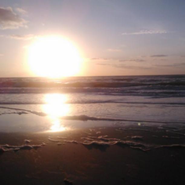Sunrise run!