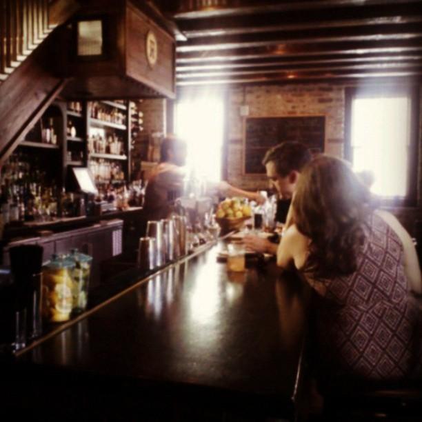 at The Bar at Husk