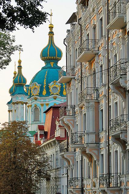 allthingseurope: Kiev, Ukraine (by S. Lo)
