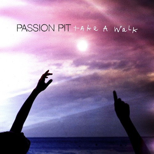 """pitchfork: Listen to the stomping (and surprisingly political) new Passion Pit single, """"Take a Walk""""."""