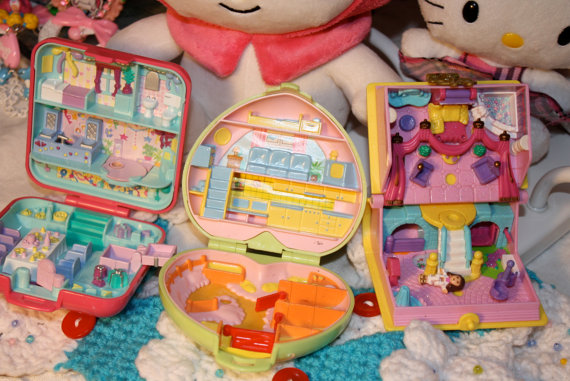 imremembering: Polly Pockets [Etsy]