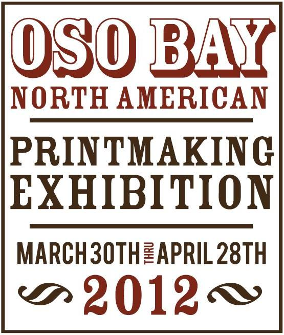laurareese: OSO BAY NORTH AMERICAN PRINTMAKING EXHIBITION: The postmark deadline is TODAY. Juried by Tom Huck and Bill Fick! PROSPECTUS You need to send in: Signed registration form CD w/ 3 JPEGs and your name+email on front Check for $30 dollars $5 more per entry, up to five entries.