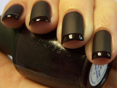 strangemedley: Ooooh, I might have to try this sometime in the future… when my nails aren't all torn and chipped from printmaking. Sigh.