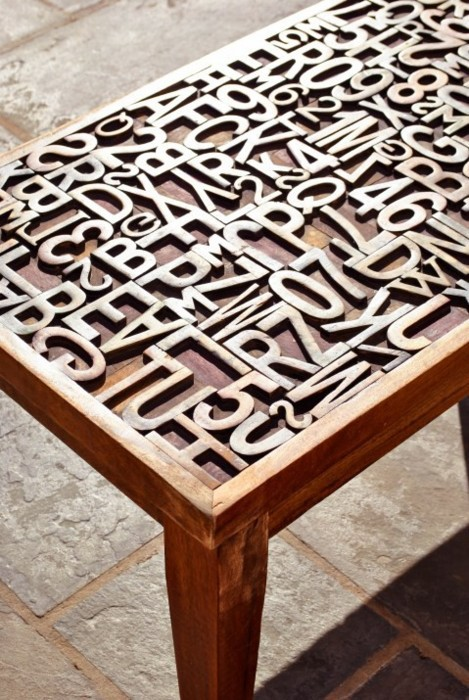 strangemedley: I want this table… but then I would tell myself that it's a waste of perfectly unused typeset.