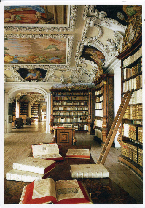 iheartclassics: If we promise to be extra quiet, can we live here forever? Pretty please? reneekristine: Yes, please.