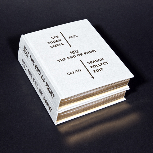 nevver: Not The End of Print