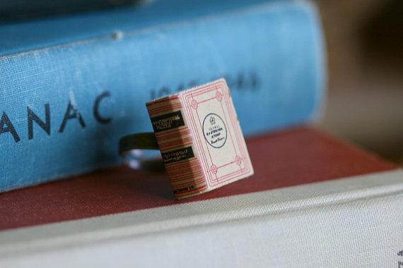 teachingliteracy: Dictionary Book Ring ReigrucheStudio