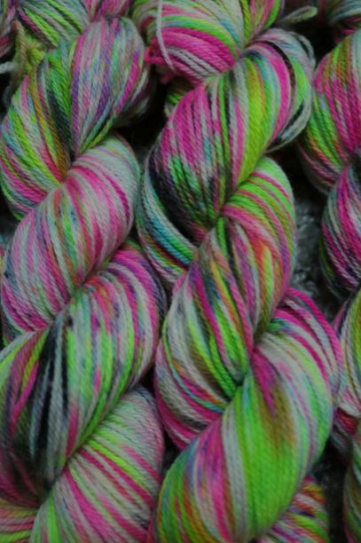 Lisa Frank,  100% Peruvian Highland Wool