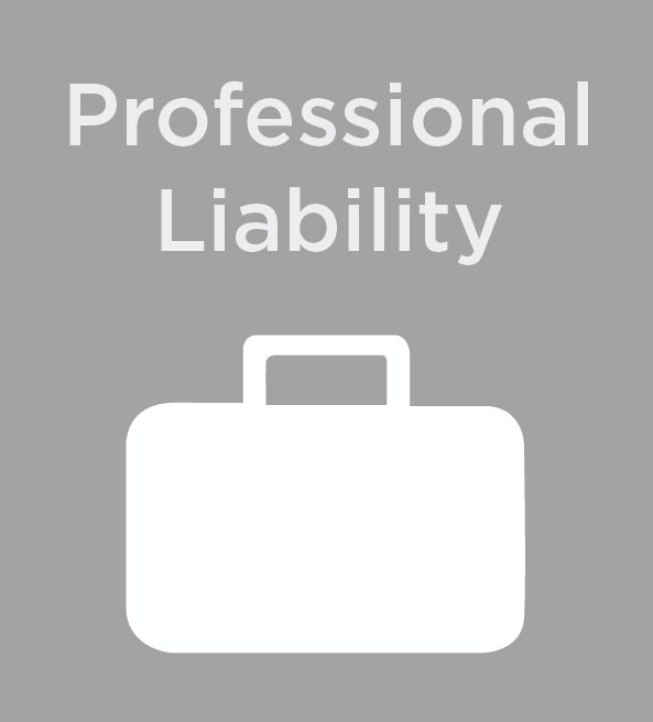 Professional Liability-  Insurance is a necessary safeguard for any businesses that offers guidance counsel, or services to clients.