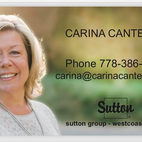 So proud of my wife, today she announced that she is a licensed Realtor. carinacantelon.com