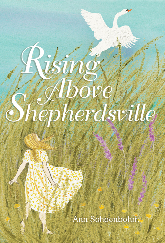 Rising Above Shepherdsville by Anne Schoenbohm   E. B. Goodale cover illustration for Beach Lane Books