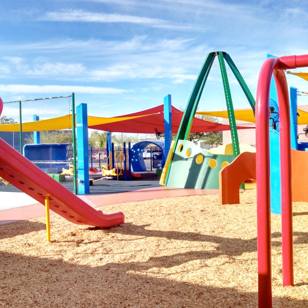 Aviva Childrens Services Playground