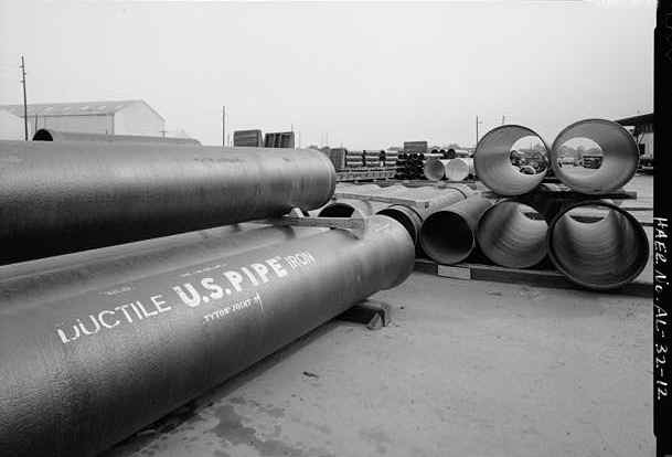 US Pipe  - Ductile 101