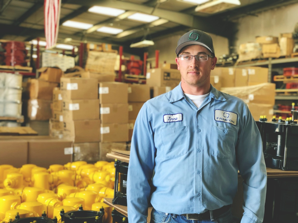 Jimmie JohnsonWarehouse Manager -
