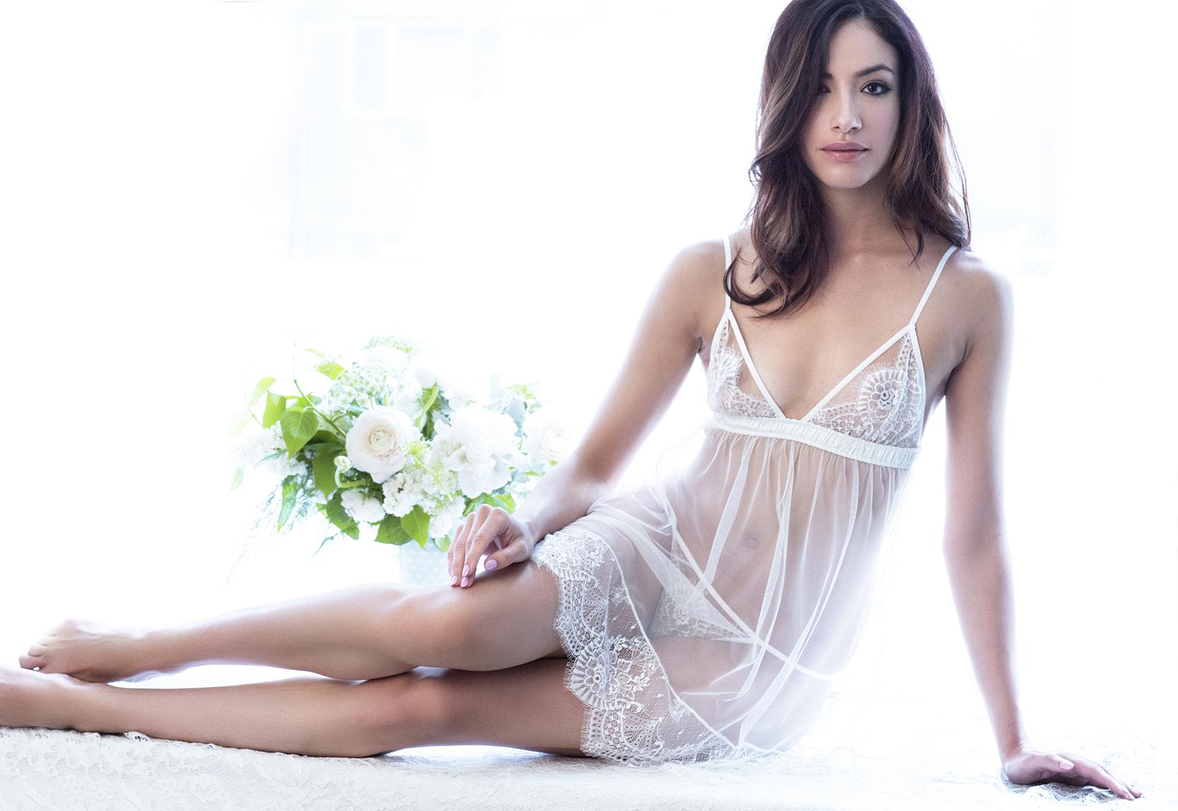 Giselle Babydoll & Panty — Angela Friedman