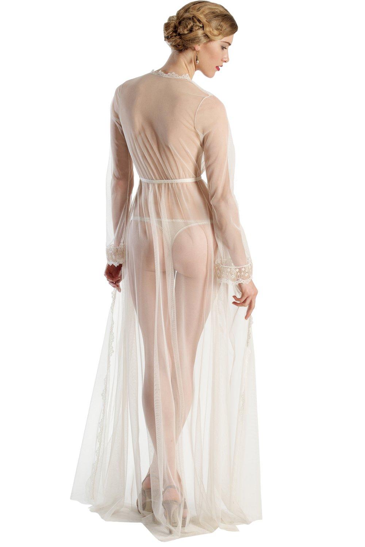 Tulle robe - $235