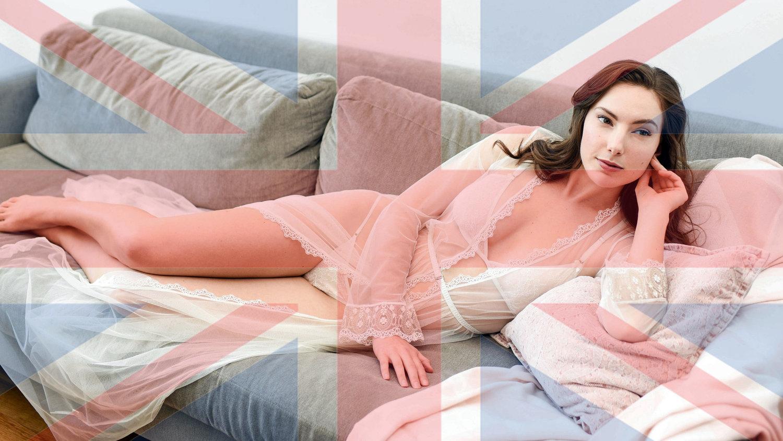 Angela Friedman lingerie designer, England London UK Great Britain, British fashion design local small business