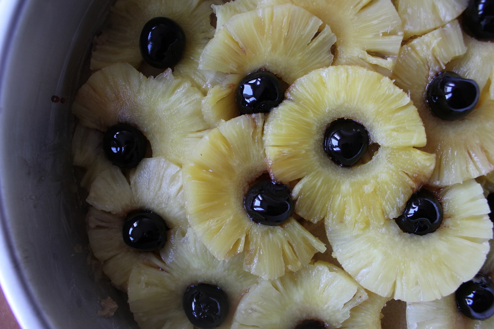 Pineapple Upside-Down Cake by Thomas Keller