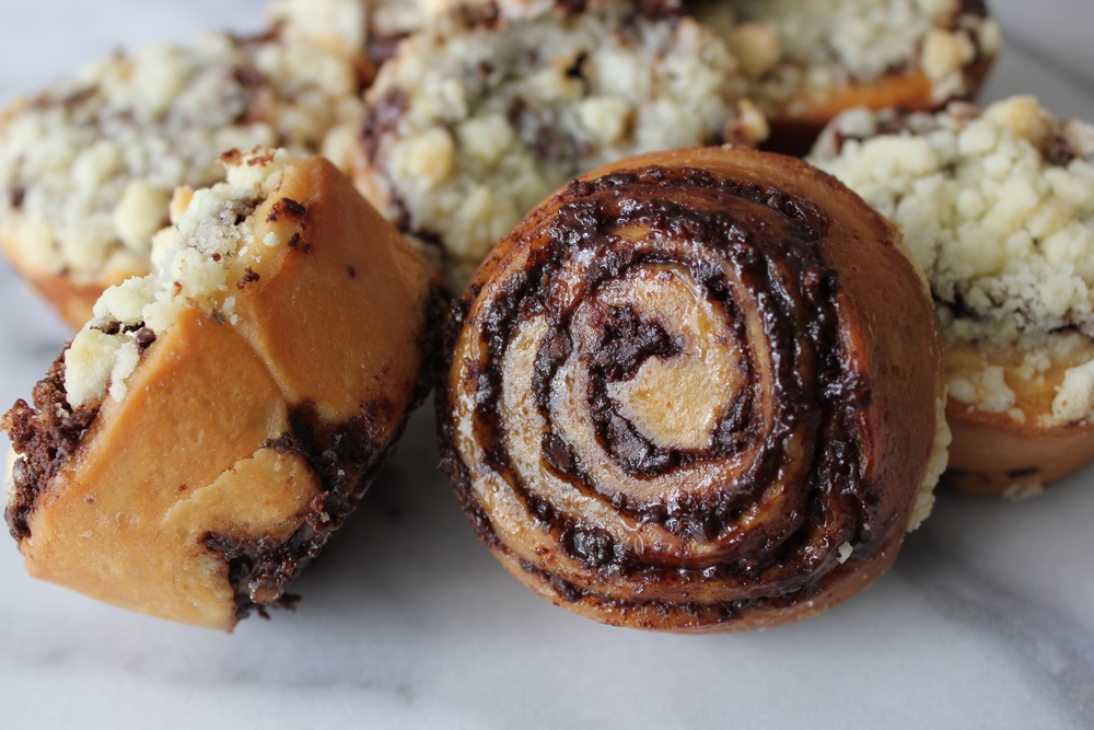 Smitten Kitchen's Chocolate Babka Buns - Fancy Casual