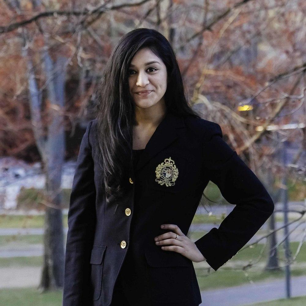Fatima, MCN Fellow 2014 - 2015