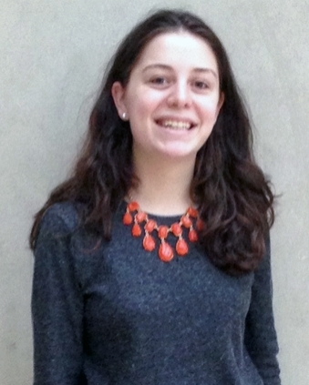 Erica, Millennium Fellow 2014-2015