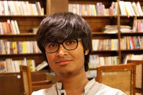 Samantak, an MCN Fellow