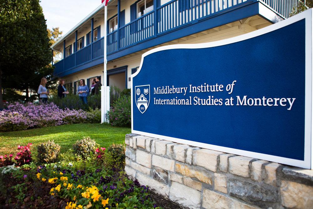 Monterey Campus Buildings