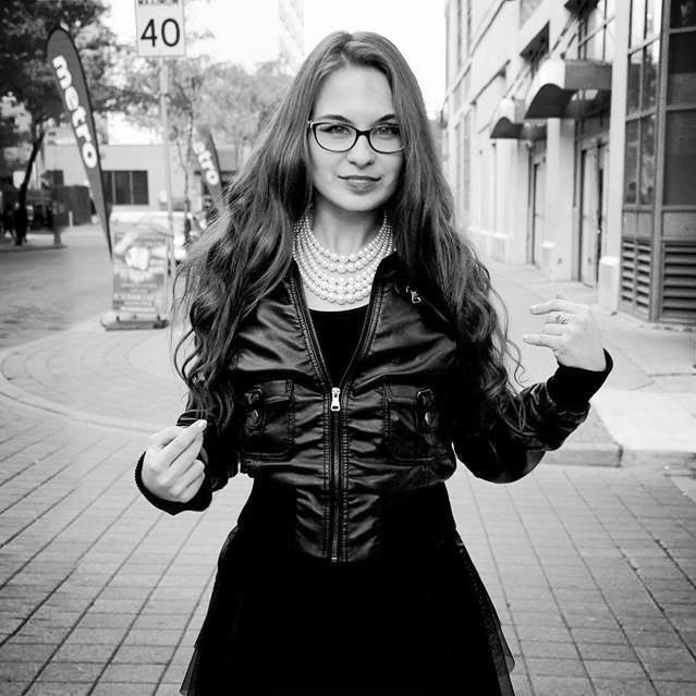 OUDALOVA E&D EVENT COORDINATOR - Olya Tanczak